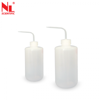 Plastic Wash Bottle - NL 7047 P / 001 & 002