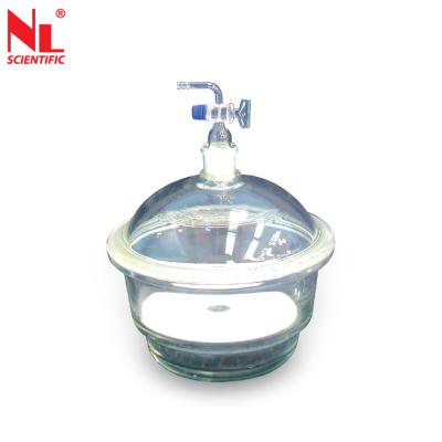 Glass Desiccators (Vacuum Type) - NL 7006 G