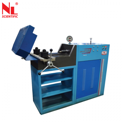 Cold Bend Testing Machine-NL 6001 X / 002