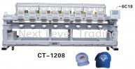 CT-1208 New CT Series CT Models Embroidery Machines