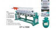 CT-L1506 New CT Series CT Models Embroidery Machines