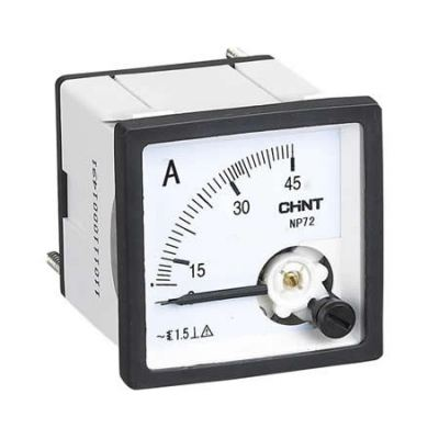 CHINT NP SERIES ANALOG PANEL METER Malaysia Thailand Singapore Indonesia Philippines Vietnam Europe USA