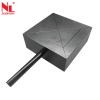 100mm Cube Lower Platen Piece - NL 4000 X / 002 - A 005 Concrete Testing Equipments