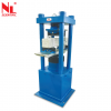 100kN Hydraulic Flexural Frame - NL 4008 X / 001 - P 001 Concrete Testing Equipments