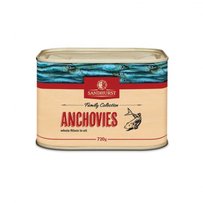 Anchovies 720g