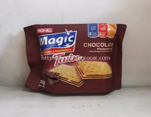 Jack'n Jill Chocolate Sandwich 150g