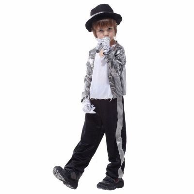 michael jackson billie jean costume child