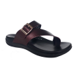 MO120-5 Medifeet Orthotics Style Sandals Red (RM219)