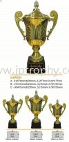 BAW984 Metal Cup Assembly Trophy