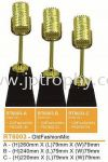 RT6003 Resin Mic Assembly Trophy