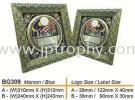 BG309 Plaque & Velvet Box Souvenir Plaque / Velvet Box & Souvenir item