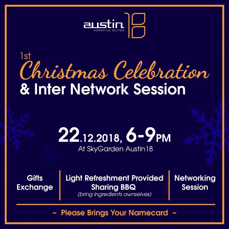 1st Christmas & Network Session in Austin18