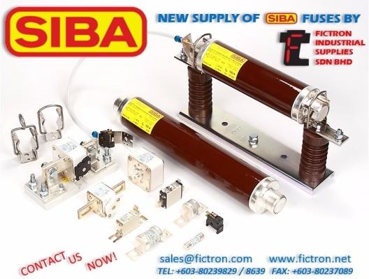 3034213.63RC50 SIBA FUSES 537mm 40.5kV