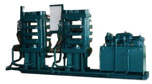 Multi Daylight Hydraulic Hot Press