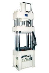60 Ton Hydraulic Four Column Press