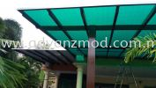 polycarbonate awning  Roofing & Awning
