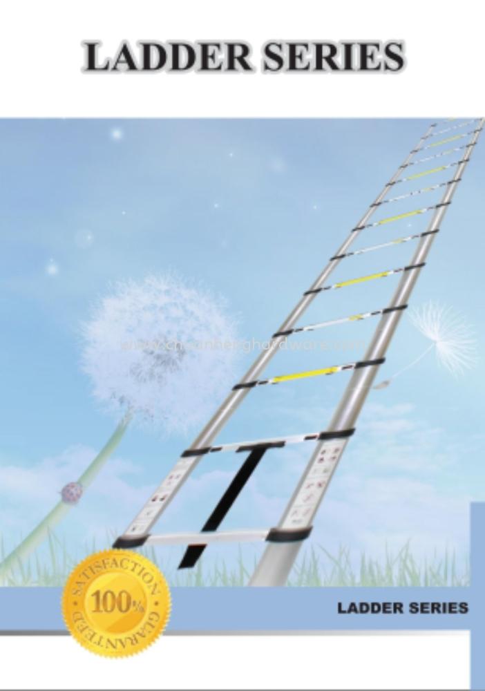 aluminium heavy duty ladder