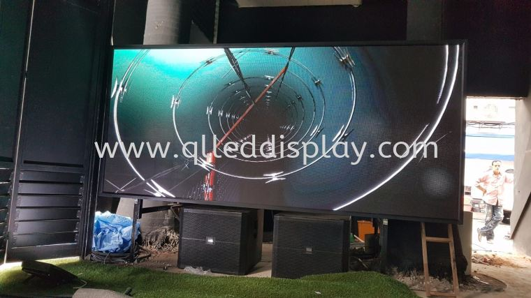 2.95m x 1.35m P4 INDOOR LED DISPLAY BOARD(FULL COLOR) P4 INDOOR LED DISPLAY BOARD(FULL COLOR) LED Display Board