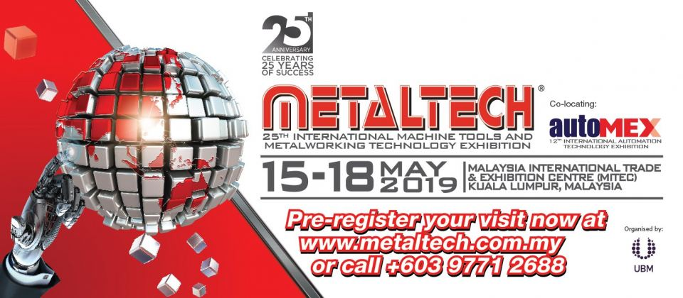 METALTECH 2019 May 2019