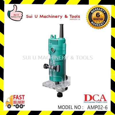 DCA AMP02-6 Trimmer 350w