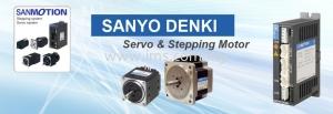 Sanyo Denki Servo Motor List