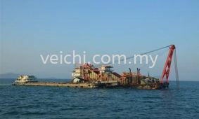 Applications of PLC and AC80 on Sand Dredger