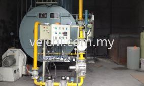 Frequency Conversion and Energy Saving Solution for Boiler Combustion System