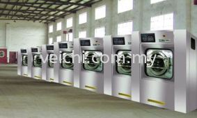 Professional System Control Solution of Industrial Washing Machine Provided by AC70