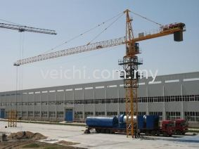 Solutions of VEICHI AC80 on Tower Crane