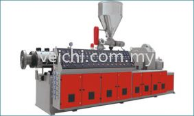 AC70 Applied on Extruder in Plastic Industry