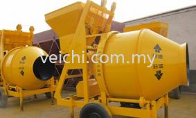 Application of AC80 Frequency Inverter on Concrete Mixer
