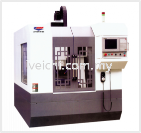 Application of VEICHI AC80C in CNC Engraving Machine