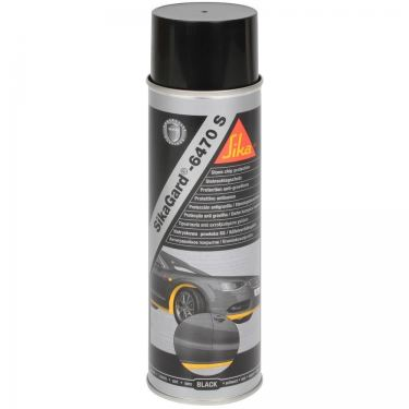 SIKAGARD 6470S STONE CHIP PROTECTION BLACK 500ML