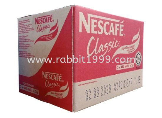 NESCAFE CLASSIC OTHERS FOOD & BEVERAGE