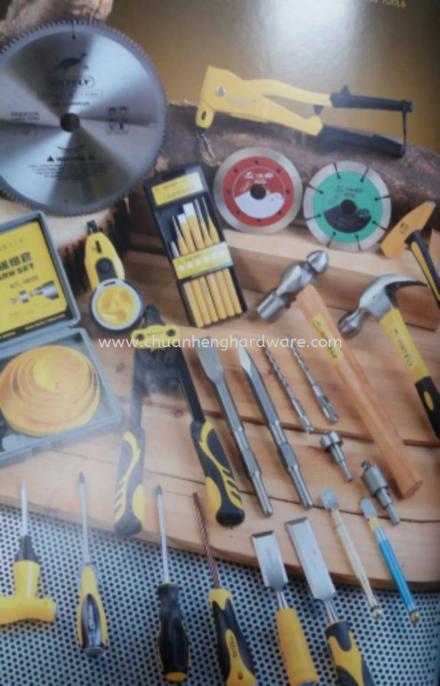 All kind of tools