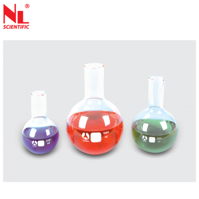Round Bottom Flask - NL 7001 G