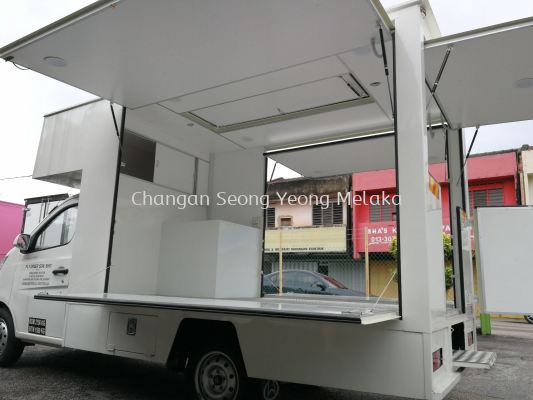 Chana Premium Body Food Truck