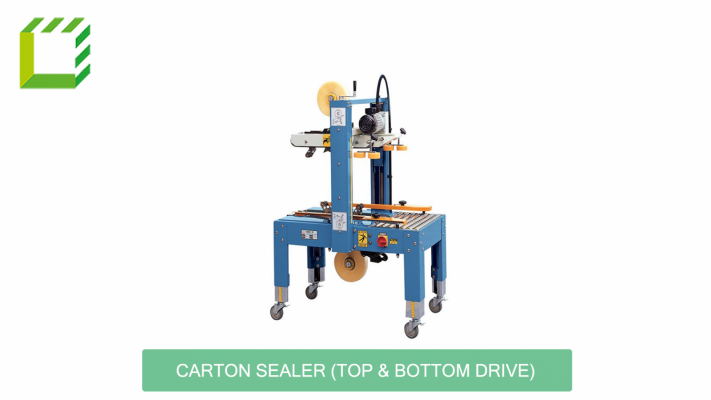 Carton Sealer (Top & Bottom Drive) (Taiwan)