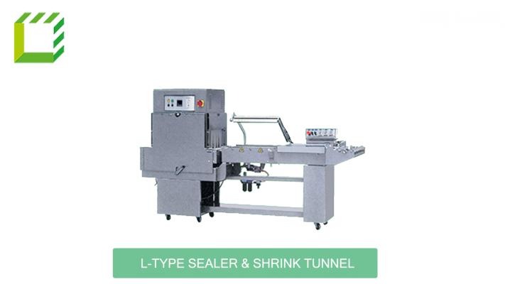 L-Type Sealer & Shrink Tunnel CHL-4050BN