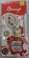 Garden Strawberry Hanging Car Perfume