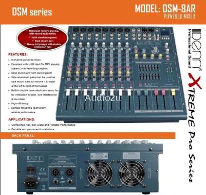 Denn DSM-8AR