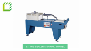 L-Type Sealer & Shrink Tunnel CHL-4050DN Sealing Machines  Packaging Machines