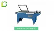 Semi-Auto L-Type Sealer CHL-5050B Sealing Machines  Packaging Machines