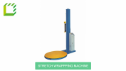 Stretch Pallet Wrapping Machine  Pallet Wrapping Machines  Packaging Machines