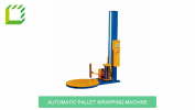 Automatic Pallet Wrapping Machine  Pallet Wrapping Machines  Packaging Machines