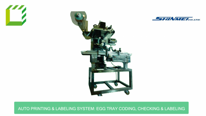 Auto Printing & Labeling System (Japan)