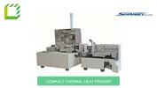 Compact Thermal Heat Printer (Japan) Thermal Transfer Overprinter (TTO) Coding Machines  Packaging Machines