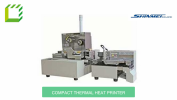 Compact Thermal Heat Printer (Japan) Thermal Transfer Overprinter (TTO) Coding Machines  Packaging Machines