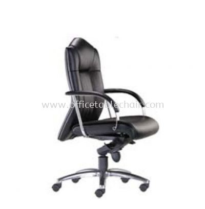 PRIMA DIRECTOR MEDIUM BACK CHAIR C/W ALUMINIUM DIE-CAST BASE PR 121L