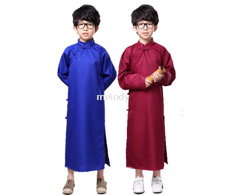 Cheongsam Male Kid